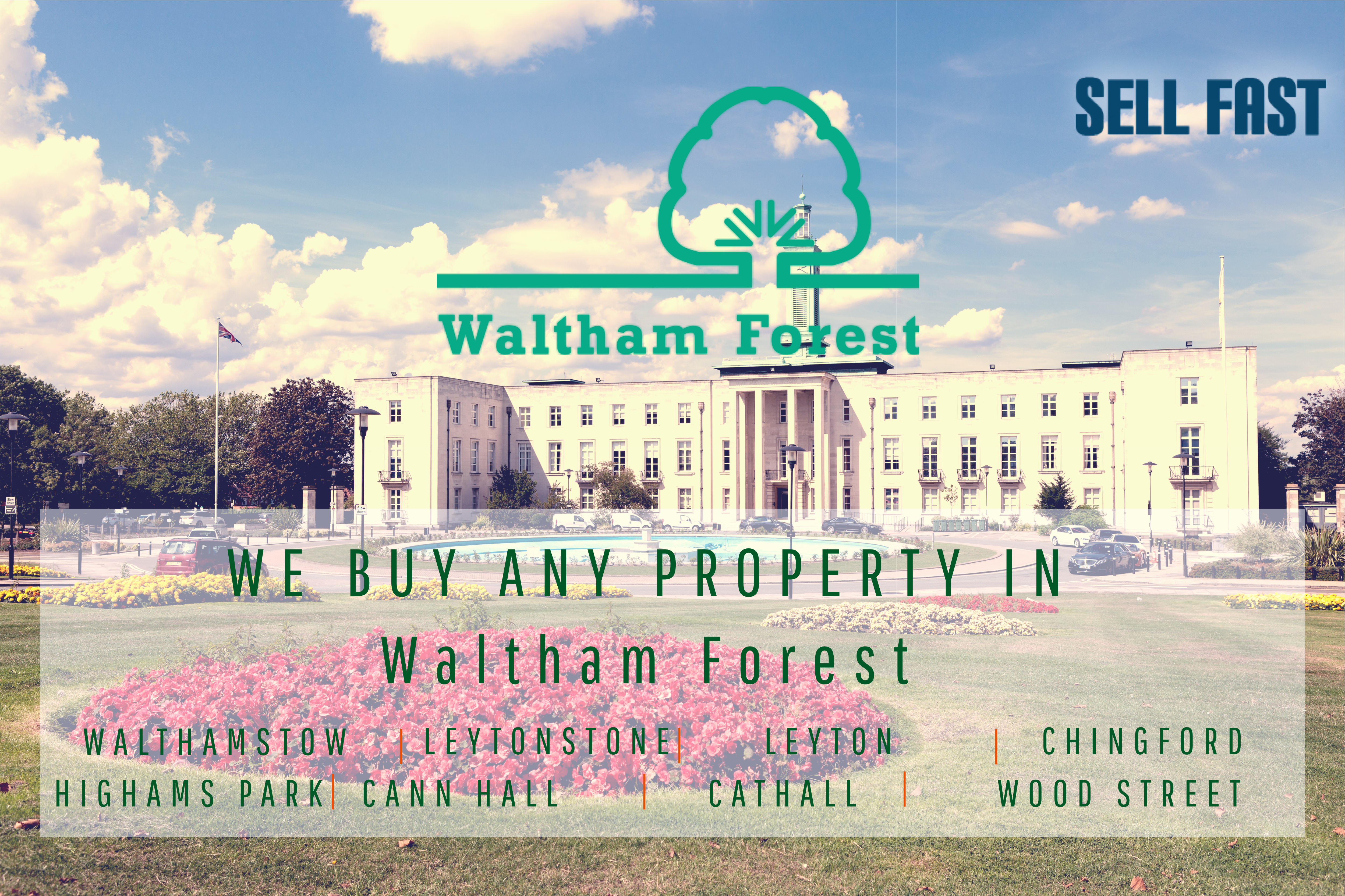 We Buy any Home in Walthamstow